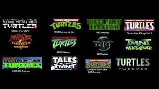 All TMNT theme songs