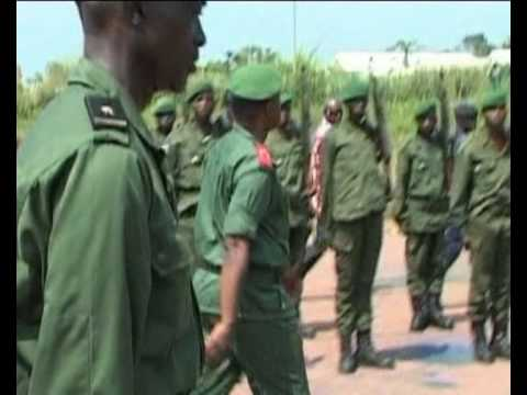 MaximsNewsNetwork: D.R. CONGO MILITARY ARRIVES IN DONGO (MONUC)