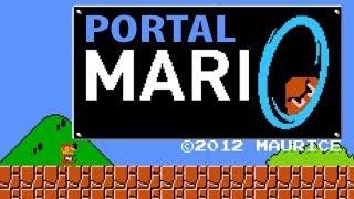 Mario Portal с Нифёдовым