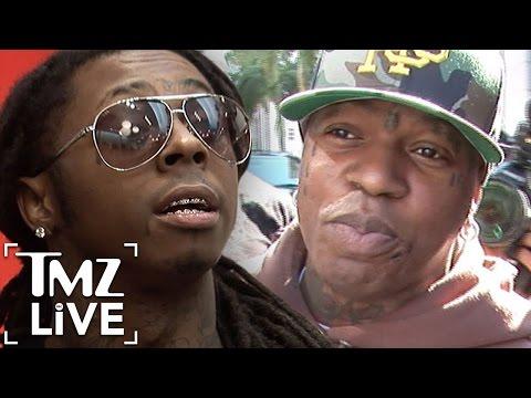 Lil Wayne and Birdman Feud Back On! (TMZ LIVE)