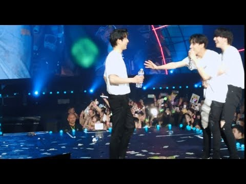 180804 GOT7 Go Higher Encore Water Stage - Eyes On You Singapore