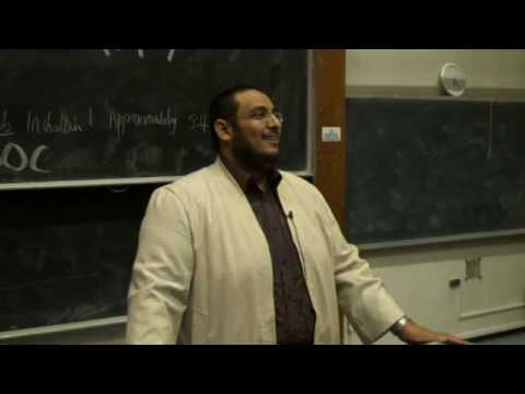 FOSIS Talk: Sheikh Yahya Ibrahim- Prophet Joseph 4/5
