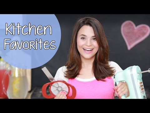 My Kitchen Favorites!