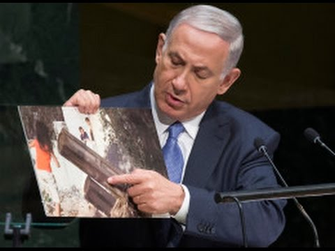 Prime Minister Netanyahu's UN Speech: Hamas and IS 'Share Same Creed'