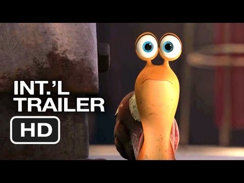 Turbo Official International Trailer #1 (2013) - Ryan Reynolds. Bill Hader Movie HD