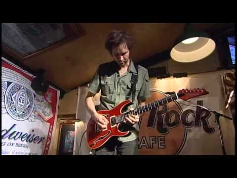 Paul Gilbert - Get Out Of My Yard Live at Hard Rock Cafe Tokyo Full