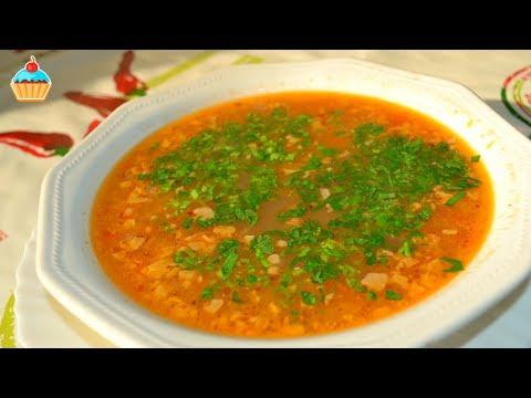 Ну, оОчень вкусный - Суп Харчо!