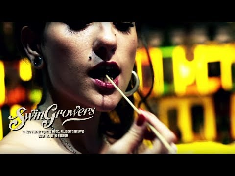 Swingrowers Ft. The Lost Fingers - Pump Up The Jam - Electro Swing Version ( Official Video )