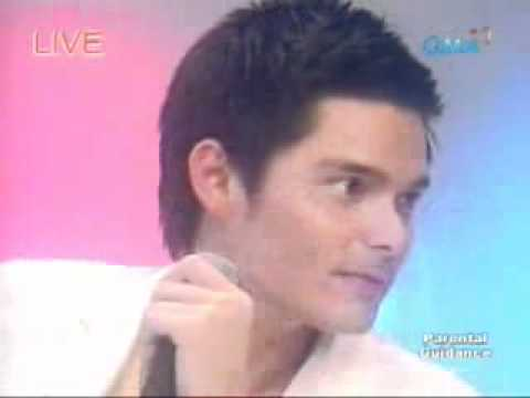 Dongyan answer kilig question.flv