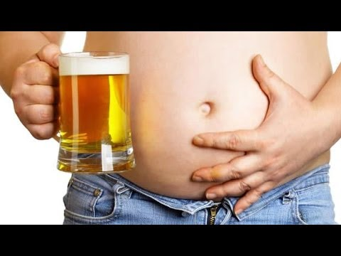 How to a Lose Beer Belly (Simple Beer Belly Fix)