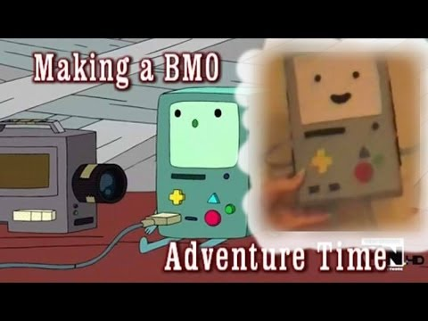 BMO tutorial- Adventure time