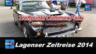 Lagenser Zeitreise 2014: Treffpunkt Oldtimer Park Lippe