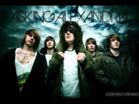 Musica muito foda da ASKING ALEXANDRIA (Antiga Formação)(oldest formation) ............... \m/............. Asking Alexandria - Someone, Somewhere (Live At T...