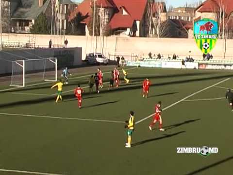 F�r� NOROC. Zimbru -- FC Tiraspol 1-2 (0-2) Marcatori: C. Bogdan (85) / Karaneychev (37, pen.) A. Grosu (43) Zimbru: N. Calancea, �. Burghiu, R. Wellington, C. Bogdan, G. Anton, R. Gînsari,...