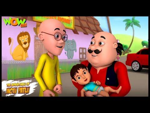 Baby Alien - Motu Patlu in Hindi WITH ENGLISH, SPANISH & FRENCH SUBTITLES thumbnail