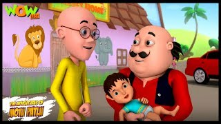 Download Baby Alien - Motu Patlu in Hindi - 3D Animation Cartoon for Kids -As seen on Nickelodeon 3Gp Mp4