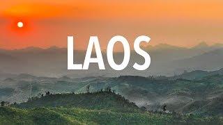 Przy granicy z Chinami - Laos - #33