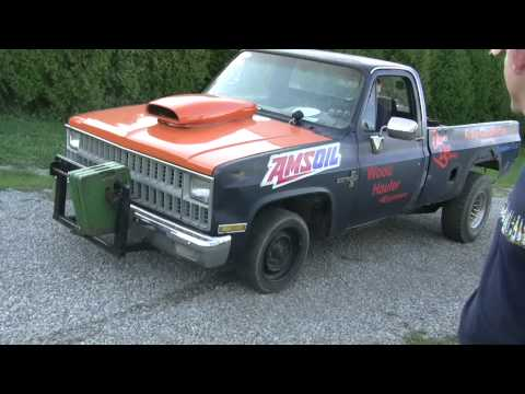 HOW TO CHEVY 350 SMALL BLOCK ENGINE REBUILD CAMSHAFT TIMING CHAIN ...