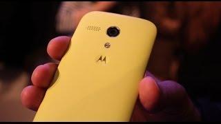 Moto G. Убийца бюджетных смартфонов! Основной обзор.