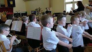 Middleton youth & training bands - the shark song