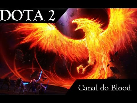 Dota 2 - Phoenix The Fuking Hero video