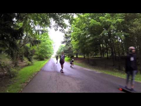 Rybioko Longboarding: A Very Guapo Weekend