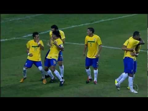 Neymar - Todos os gols pela Seleção do Brasil / All goals for the Brazil national team HD