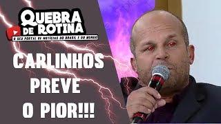 Vidente Carlinhos traz suas novas previsões e assusta a todos, assista inteiro!!!