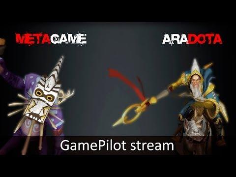 MetaDoctor + ARA KOTL 04.04 GamePilot Stream