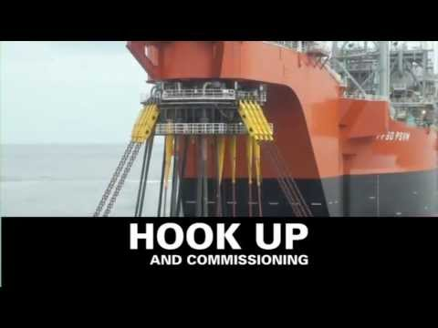 FPSO FINAL STAGES
