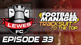 Tracksuit to the Top: Episode 33 - 1 Episode, 2 Matches | Football Manager 2015
