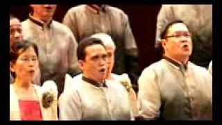 Damgo Man Lang - Manila Concert Choir.mp4