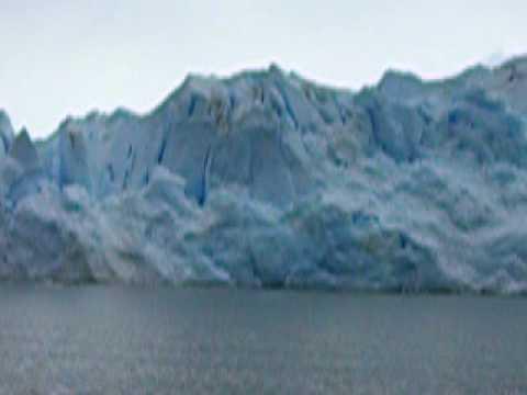 Patagonian Ice Sheet Glaciers