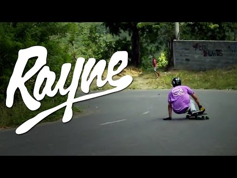 Rayne Longboards Presents Island Hopping with Roberto Cobian