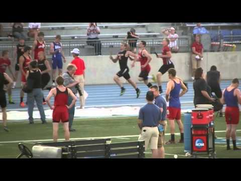 Iowa High School State Track 2013 Boys 3A 4x400