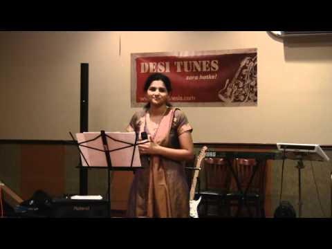 Desi Tunes 2012 - Chali Chaliga (telugu Karaoke) - Shilpa Parimala video
