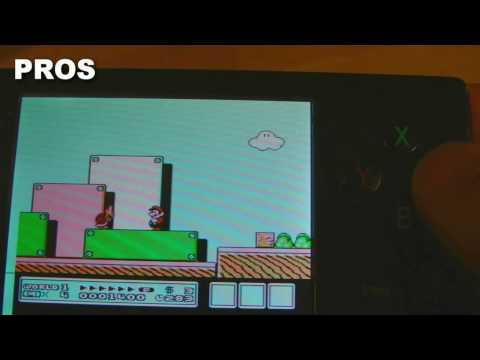 Video Review: a320 Pocket Retro Game Emulator