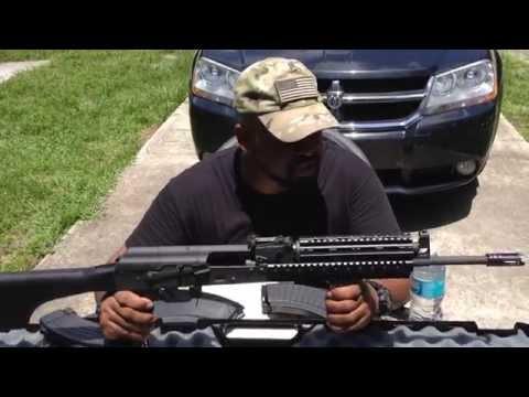 I.O. Inc. M214  AK-47-AKM-47 Review