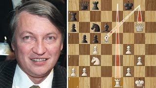 Karpov's Immortal - Anatoly Crushes the Field - Linares (1994)