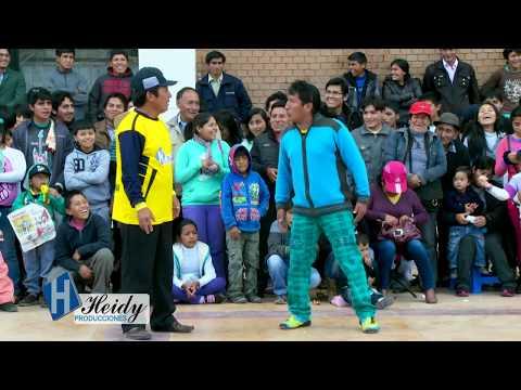 Cómicos del centro 2014 - Wankas de la risa - Huanacos de la risa - completo HD