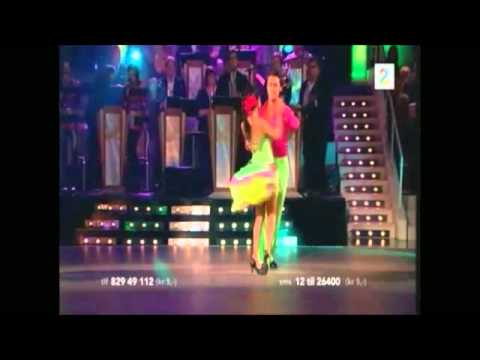 Aylar Lie & Egor Filipenko Samba video