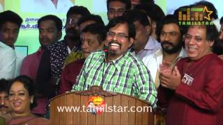 Sarathkumar Team Candidates Introduction Meet Part 2