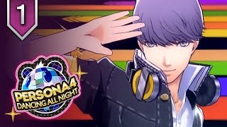 Persona 4 Dancing All Night ★ Episode 1 ★ Movie Edit / All Cutscenes + Story Dances