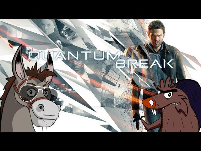 Quantum Break - Игры вне времени