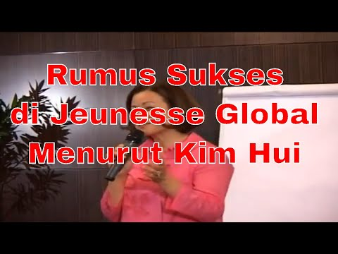 Jeunesse Global Kim Hui S Marketing Plan Training In English