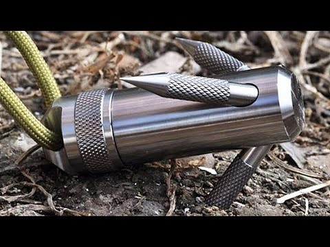 10 GADGETS THAT WILL HELP YOU SURVIVE