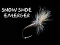 Snow Shoe Quill Emerger ~ Lucky Rabbits Foot ~ AndyPandy