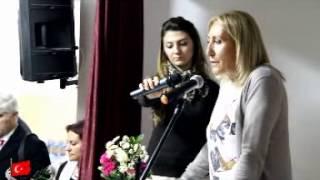 Kazlı Çeşme Abay İlk Öğretim Okulu Kazakistan Kompozisyon Yarışması