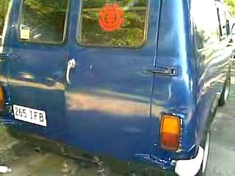 BEDFORD VAN WALK AROUND
