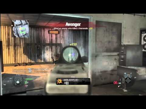 Call of Duty Black Ops: Multiplayer Gameplay